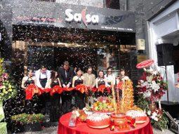 Nhà hàng Salsa – Sức nóng ẩm thực Mỹ Latin lan tỏa phố đi bộ Nguyễn Huệ
