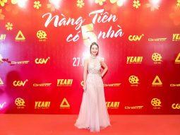 Khả Ngân rạng rỡ ra mắt phim đầu tiên đảm nhận vai chính Nàng Tiên có 5 nhà