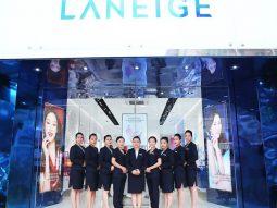 Chính thức khai trương cửa hàng Laneige thế hệ mới đầu tiên tại Việt Nam