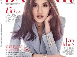 Đọc gì trên Harper's Bazaar Việt Nam số tháng 3-2017?