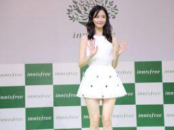 Im Yoona tham dự sự kiện mừng innisfree ra mắt tại Việt Nam