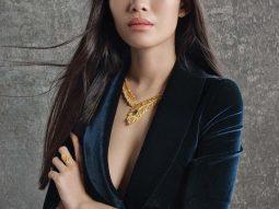 Womanly – sang trọng và quyến rũ với trang sức vàng Prima Gold