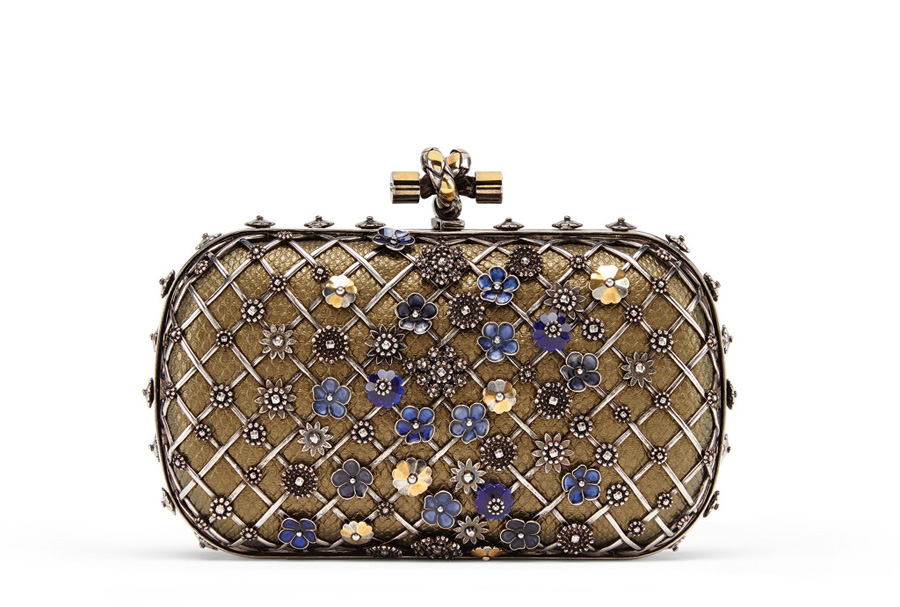 BOTTEGA VENETA 50TH ANNIVERSARY Knot Clutch