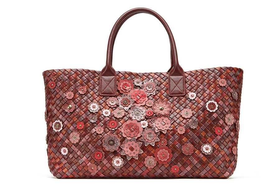 BOTTEGA VENETA 50TH ANNIVERSARY Cabat Bag