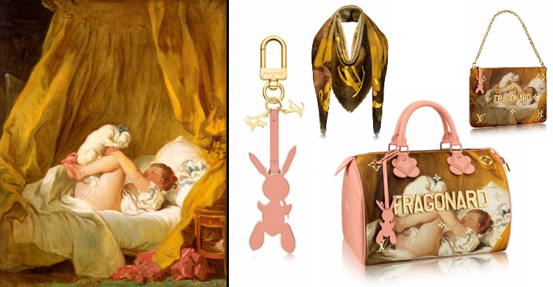 Louis Vuitton x Jeff Koons Masters