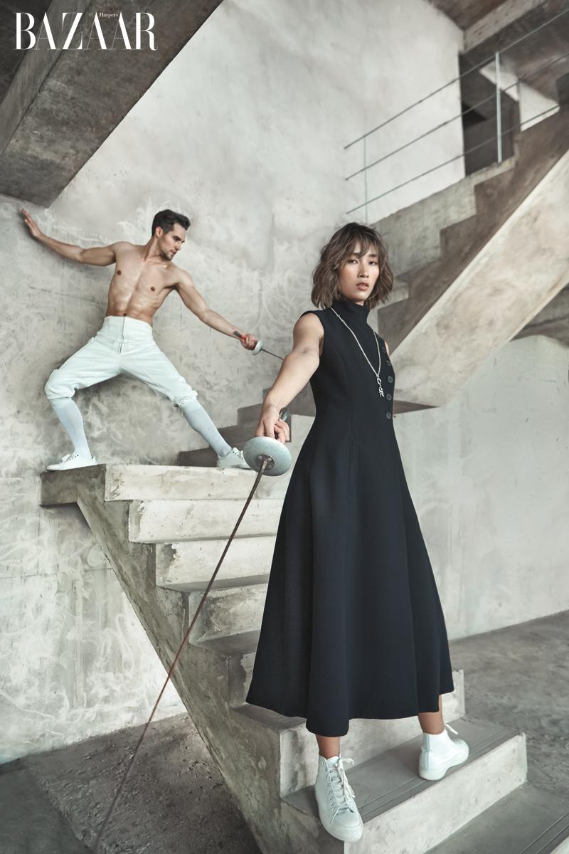 bo suu tap Dior Xuan He 2017 04