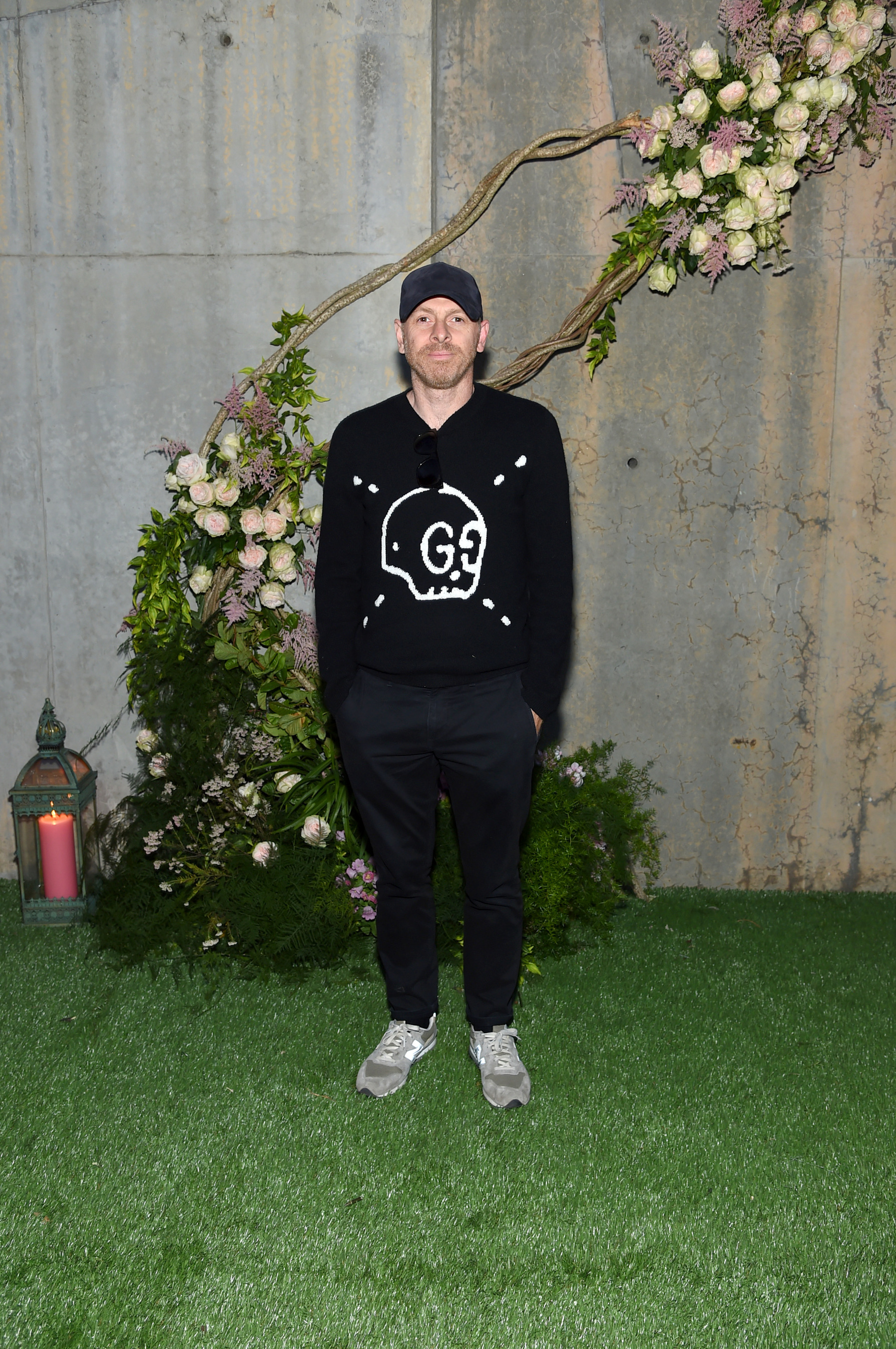 NEW YORK, NY - MAY 02: Glen Luchford attends the Gucci Bloom Fragrance Launch at MoMA PS.1 on May 2, 2017 in New York City. (Photo by Jamie McCarthy/Getty Images for Gucci)