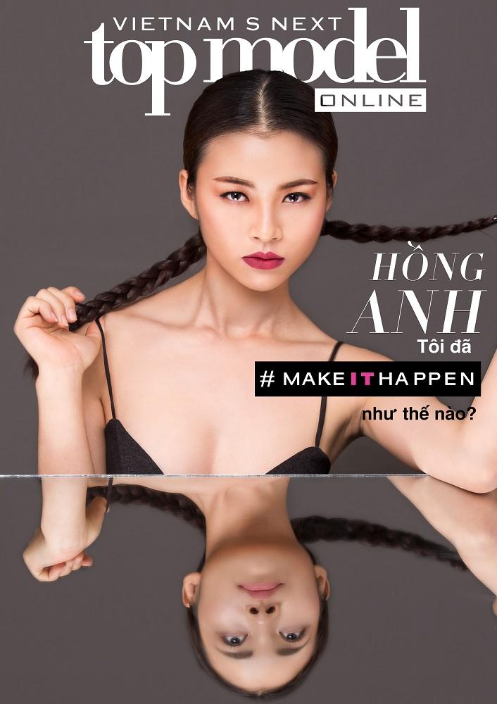 20171005 Vietnams Next Top Model 03 Hong Anh