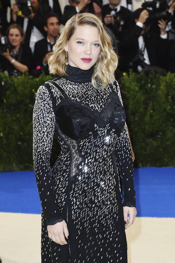 Nữ diễn viên Lea Seydoux
