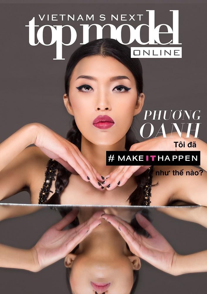 Vietnam's Next Top Model 03 Phương Oanh