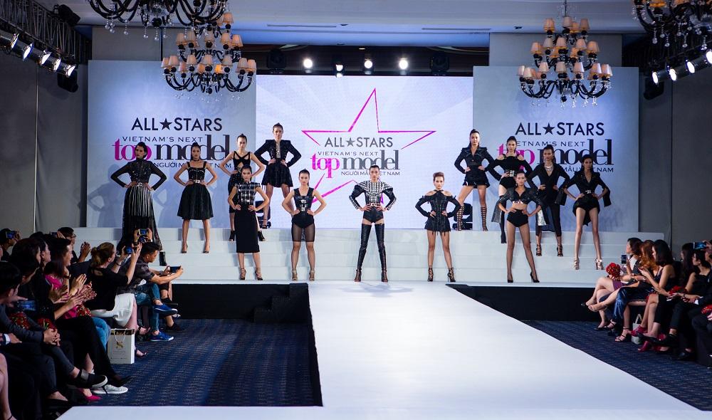 13 thí sinh VNTM2017 All Stars