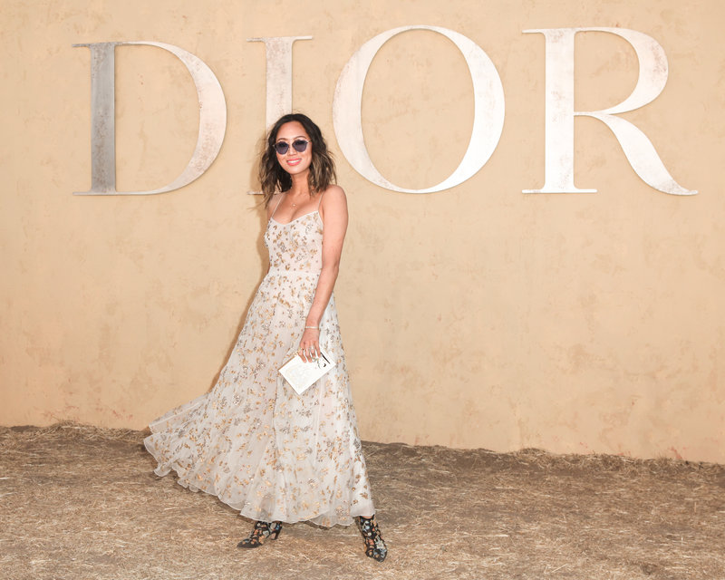 Christian Dior Cruise 2018: Show and After Party