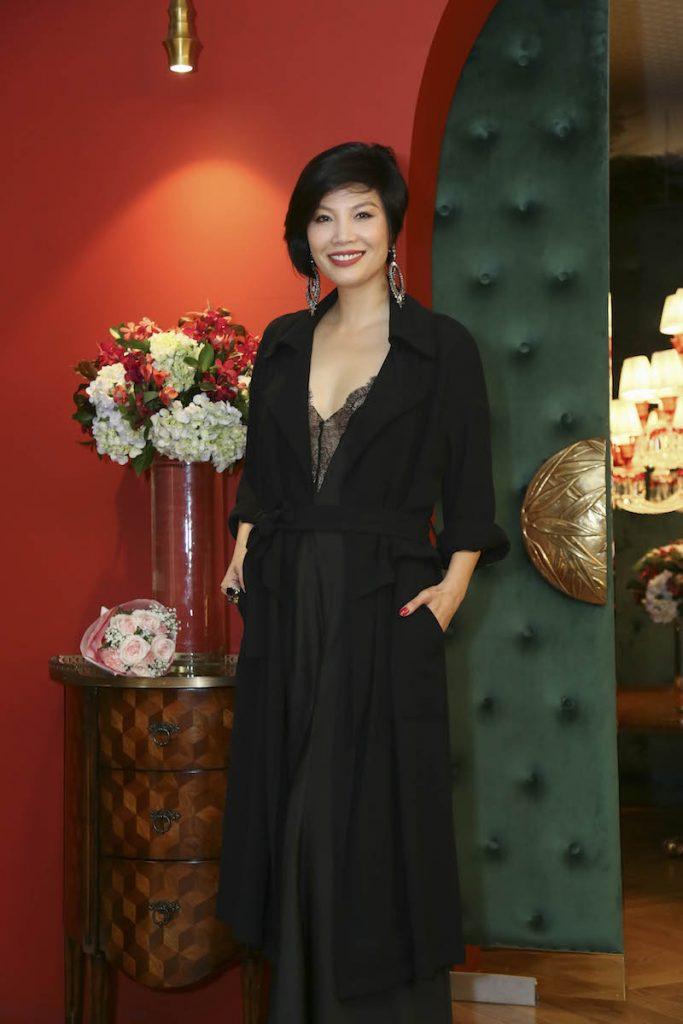 Nữ doanh nhân Vũ Cẩm Nhung