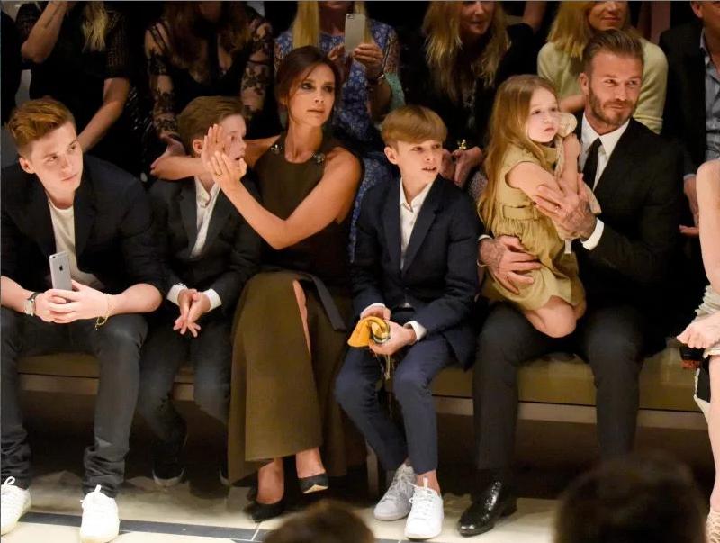 Gia đình hoàn hảo của Vic và Beck
