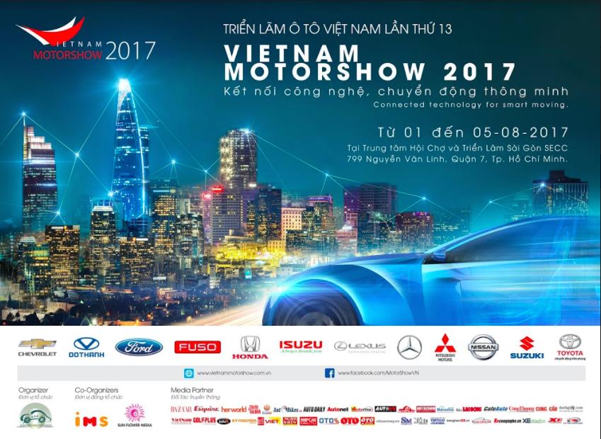 20172807 VIETNAM MOTOR SHOW 2017 01
