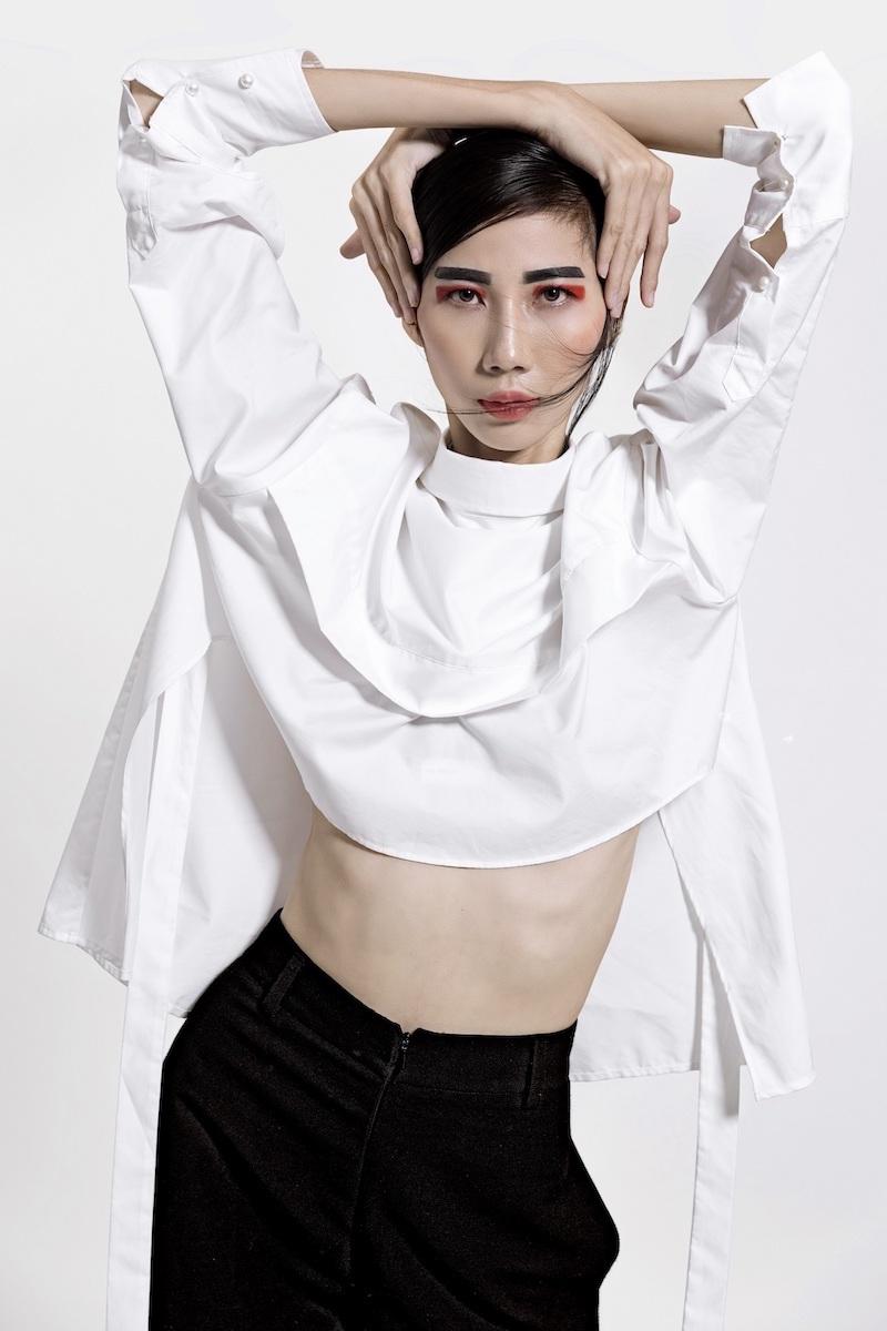 Top 7 Vietnam's Next Top Model All Stars 2017 - người mẫu Cao Ngân 4