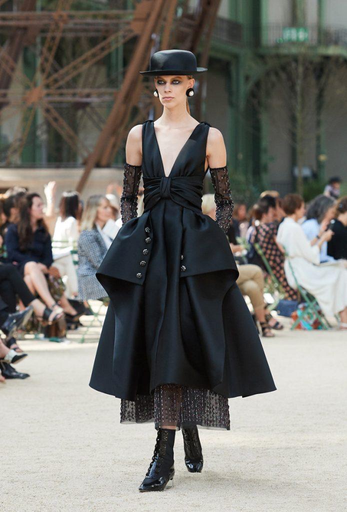 Chanel Haute Couture Thu Đông 2017 02