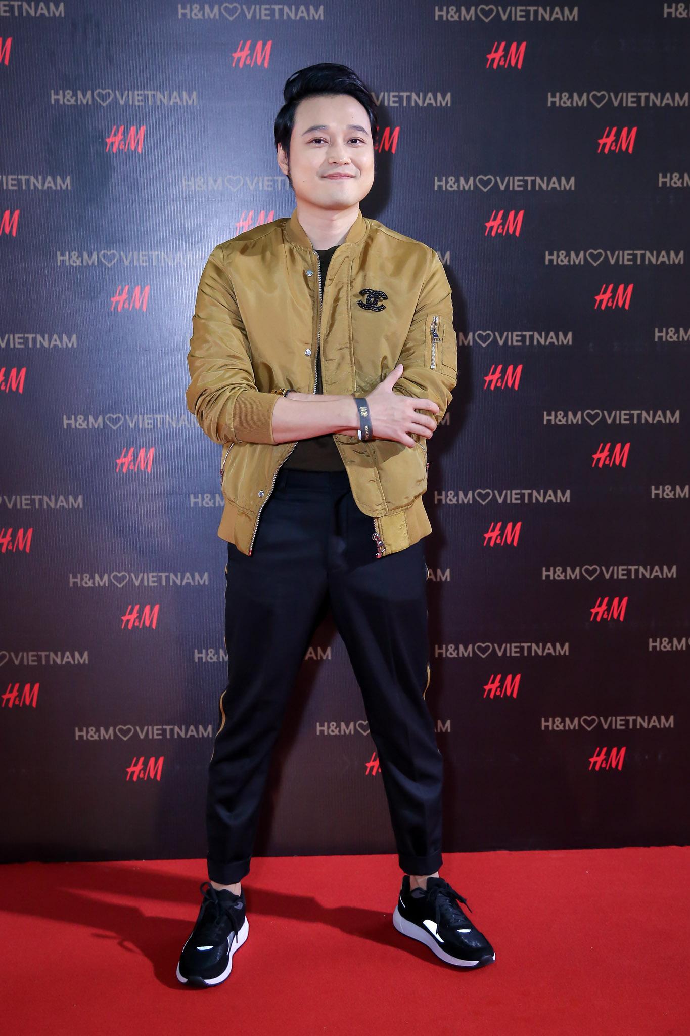 Ca sĩ Quang Vinh.