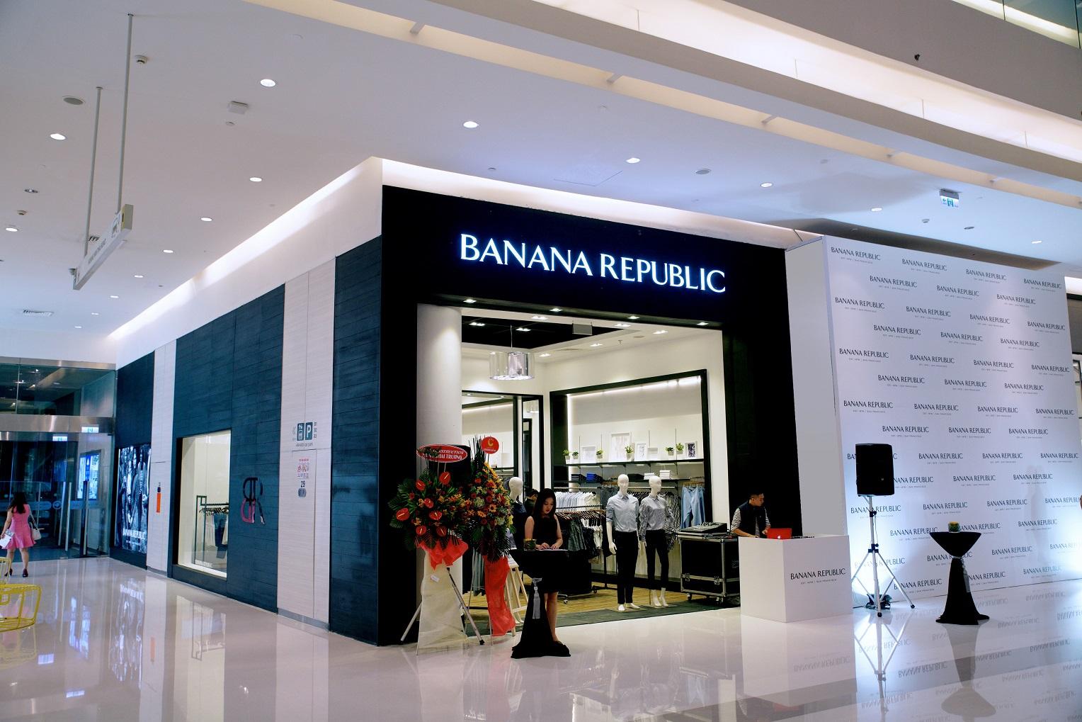 banana republic khai truong cua hang 05