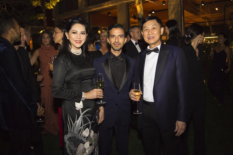 ong Johnathan Hanh Nguyen va doanh nhan Thuy Tien 1
