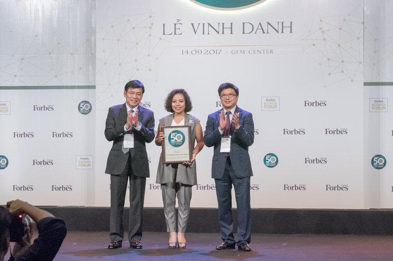 Công ty PNJ được vinh danh trong top 3 nhà bán lẻ trang sức hàng đầu châu Á 2
