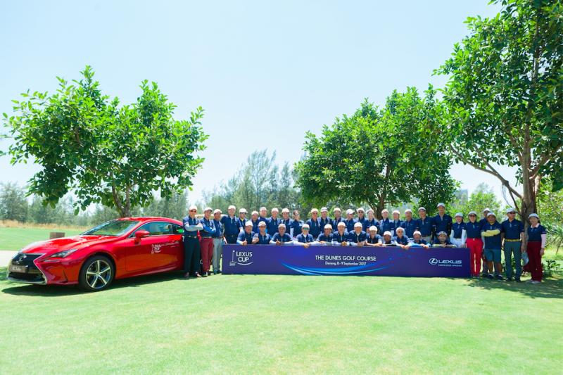Giải golf Lexus Cup 2017: Mang hành trình trải nghiệm đến khách hàng  3