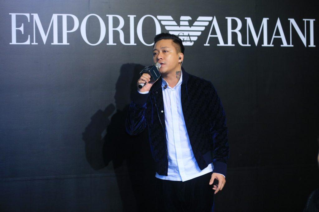 20171030 quý ông showbiz Việt chúc mừng doanh nhân Thuỷ Tiên 10