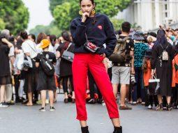 Tuần lễ Thời trang Quốc tế Việt Nam: Bộ ba quán quân VNTM thống trị Street style