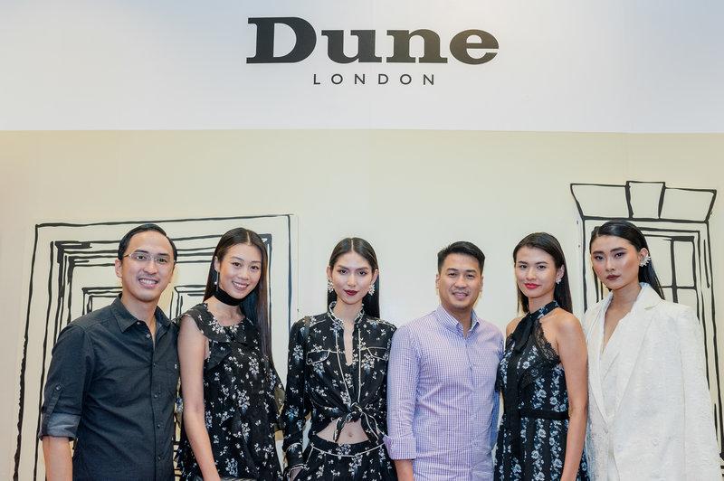Hai anh em Phillip Nguyễn và Louis Nguyễn, bộ ba team Sang và người mẫu khách mời Kim Nhung