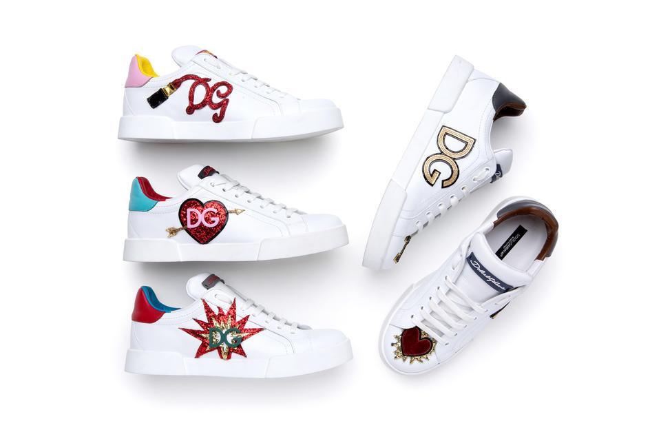 sneaker pop-up store cua dolce & Gabbana 02