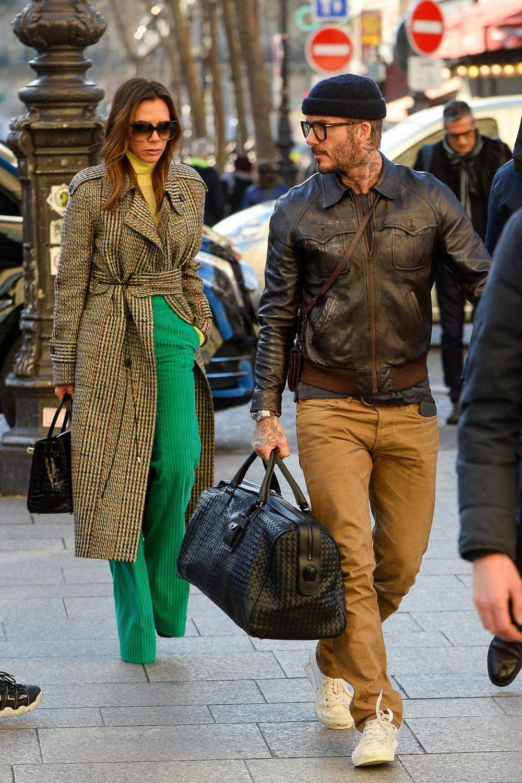 Victoria Beckham và David Beckham