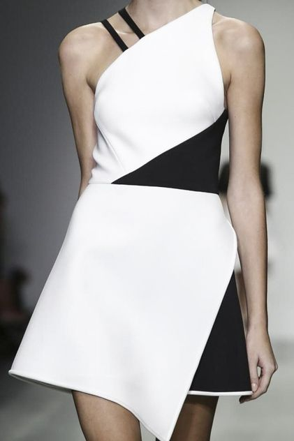 David Koma, Ready to Wear Spring Summer 2015 Collection in London
