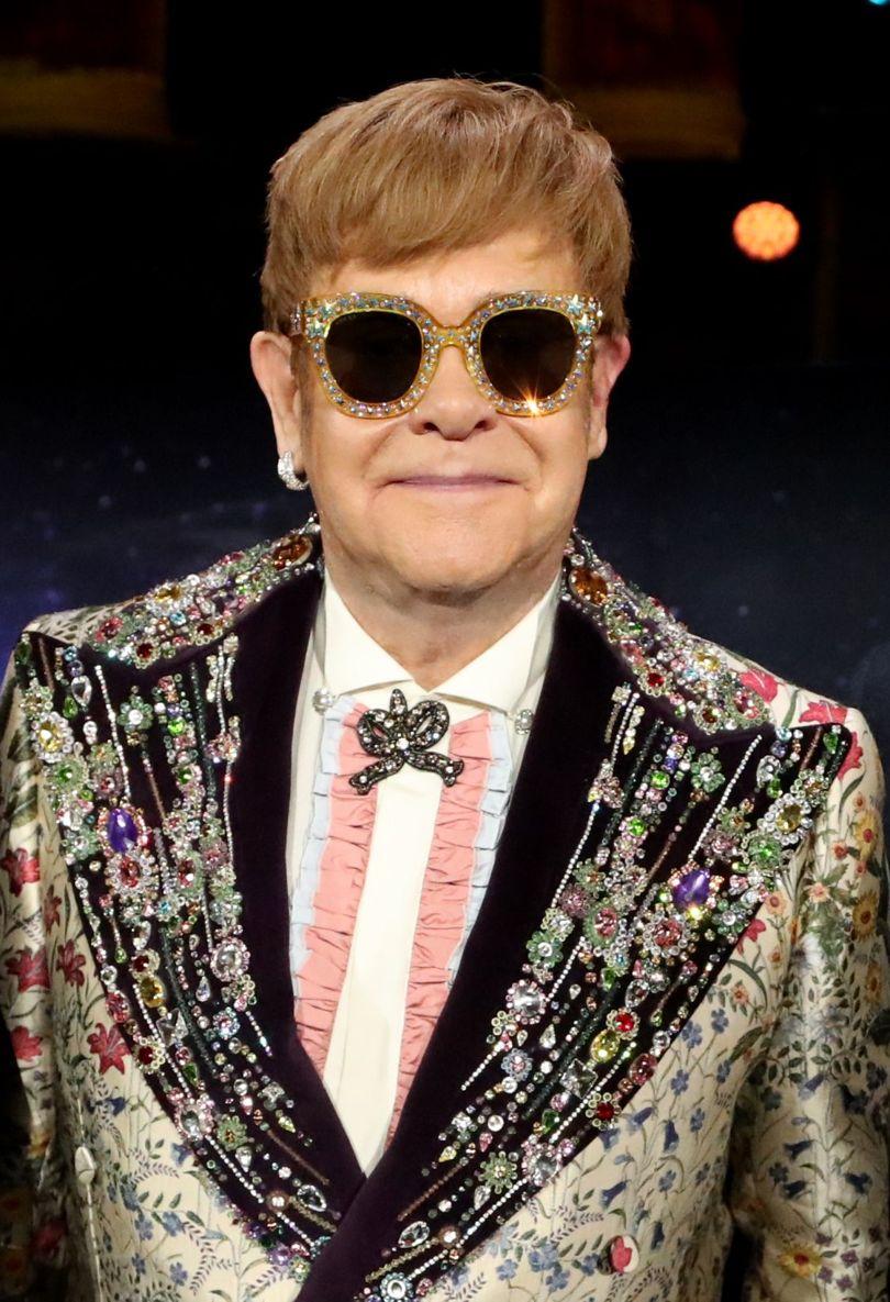 Tour diễn cuối cùng của Elton John sẽ là màn trình diễn thời trang đặc biệt của Gucci