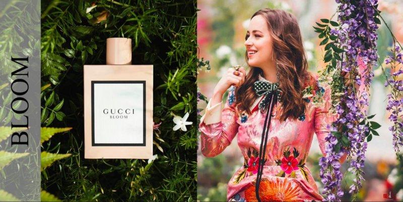Thiết kế chai đơn giản tôn lên nét tinh tế của Gucci Bloom