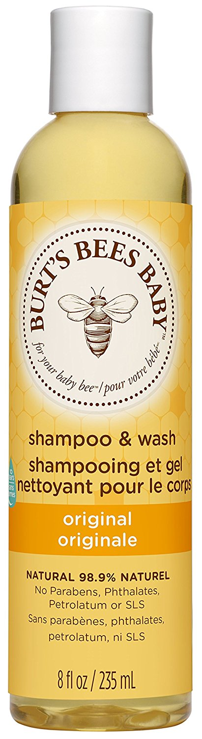 Burt's Bees Baby Shampoo and Wash Gel