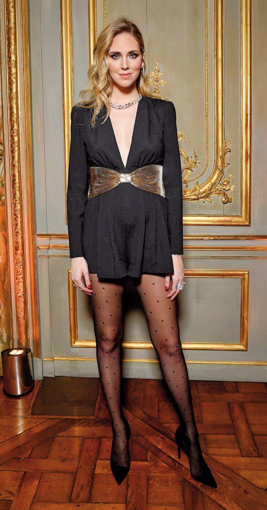 fashion blogger Chiara Ferragni