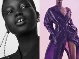 Model Issue: Adut Akech – Đoá hồng đen từ Kenya
