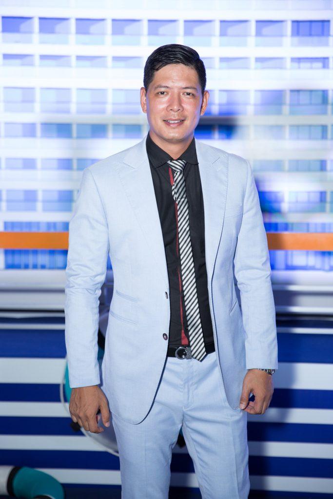 Nam người mẫu-diễn viên Bình Minh đến chung vui trong ngày khai trương điểm nghỉ dưỡng cao cấp bậc nhất tại Phú Quốc