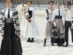Dior Cruise 2019: Những nàng nghệ sĩ escaramuza đầy kiêu hãnh
