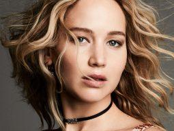 Jennifer Lawrence là gương mặt đại diện cho dòng nước hoa mới của Dior
