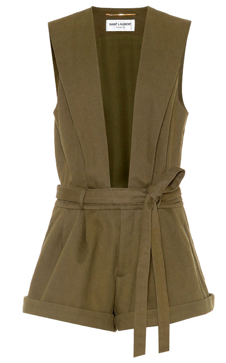 Playsuit, Saint Laurent