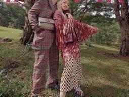 Châu Bùi – Decao về với thiên nhiên qua bộ ảnh thời trang của Bazaar