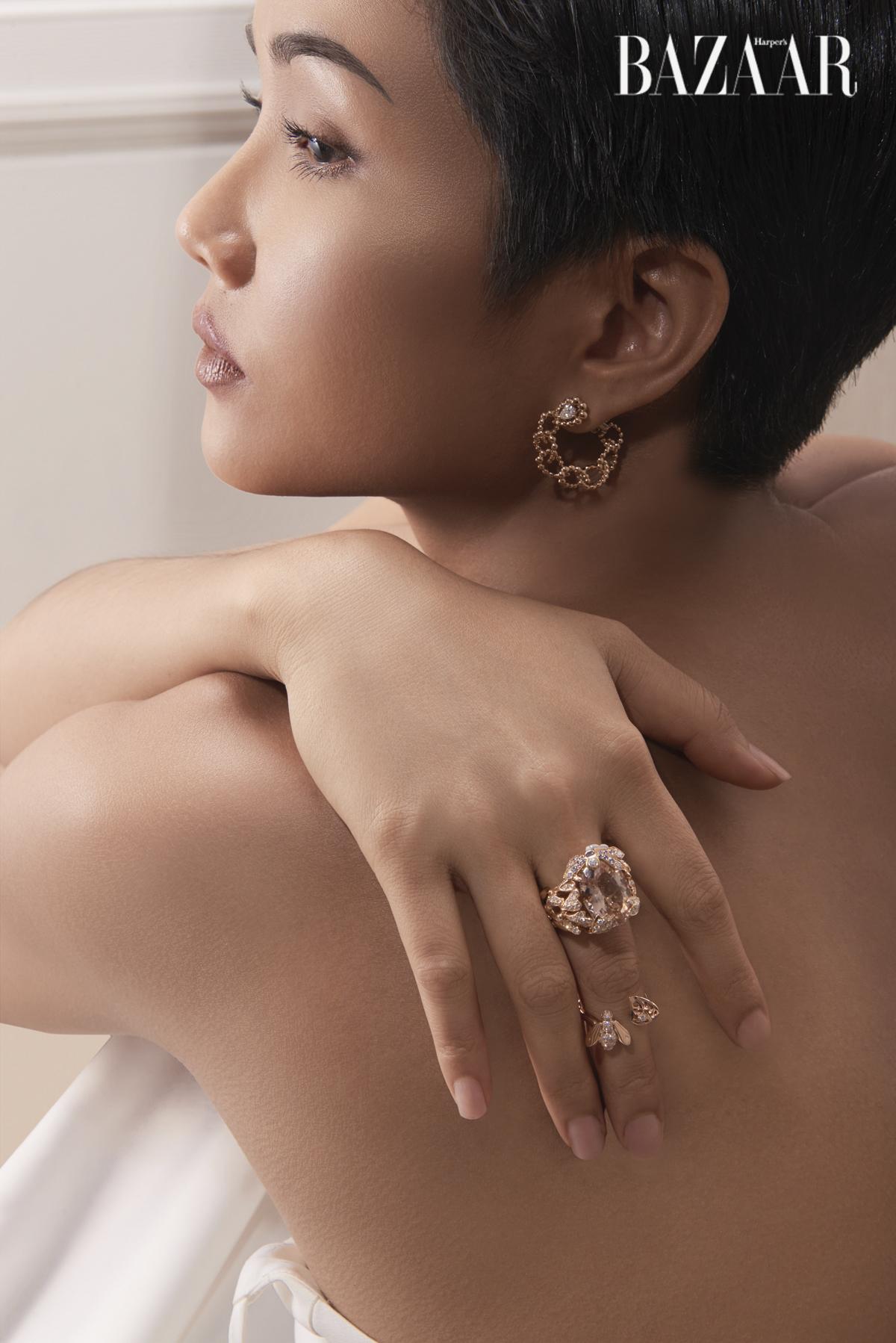 Bộ sưu tập Rose Dior Pré Catelan