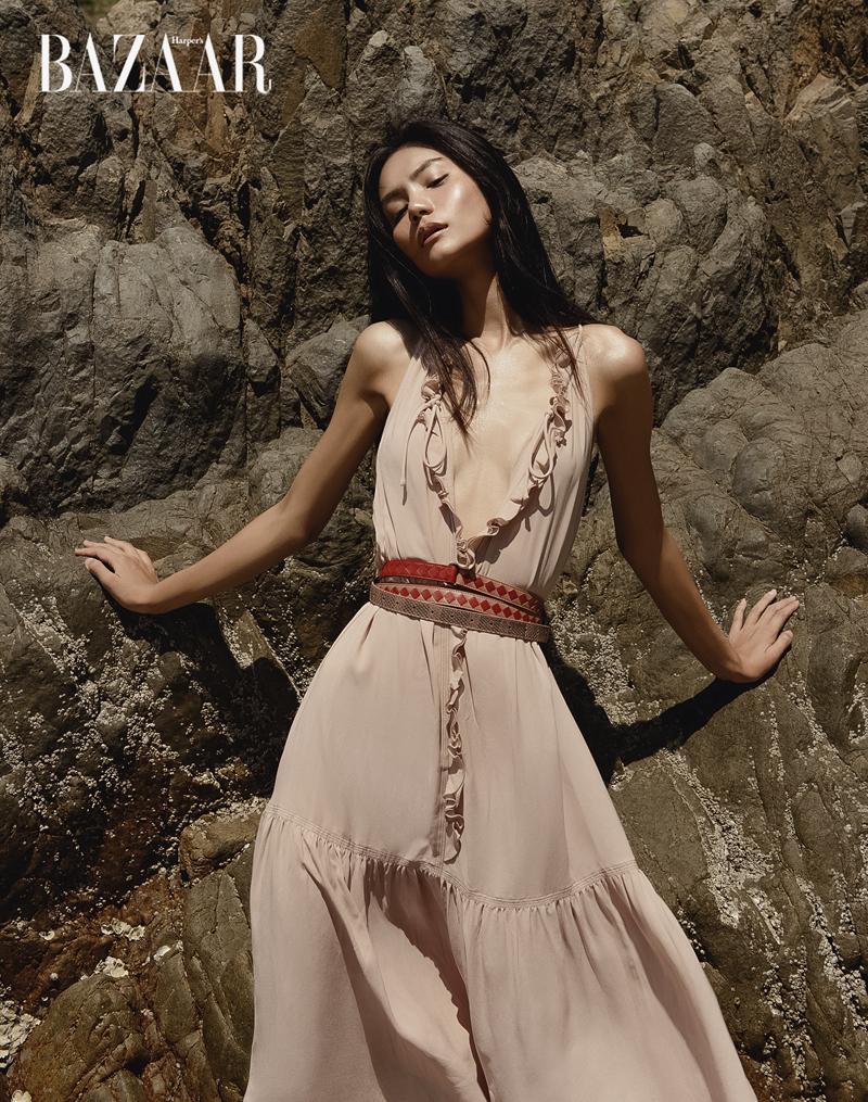 Kim Dung Vietnam's Next Top Model hinh anh 4