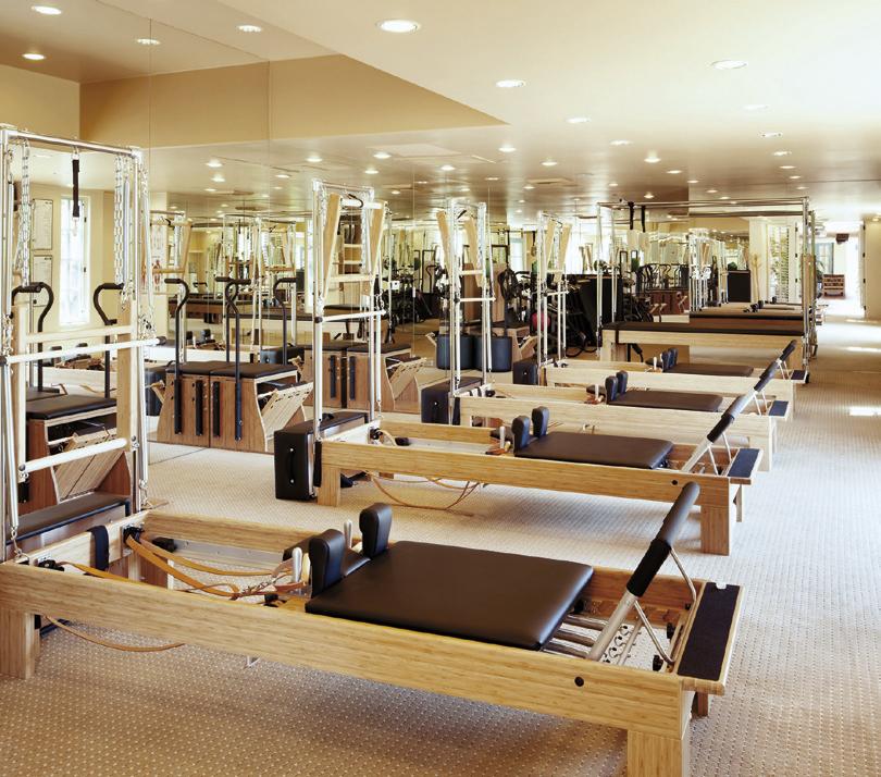 Pilates – bộ môn thể thao yêu thích của Jennifer Lawrence