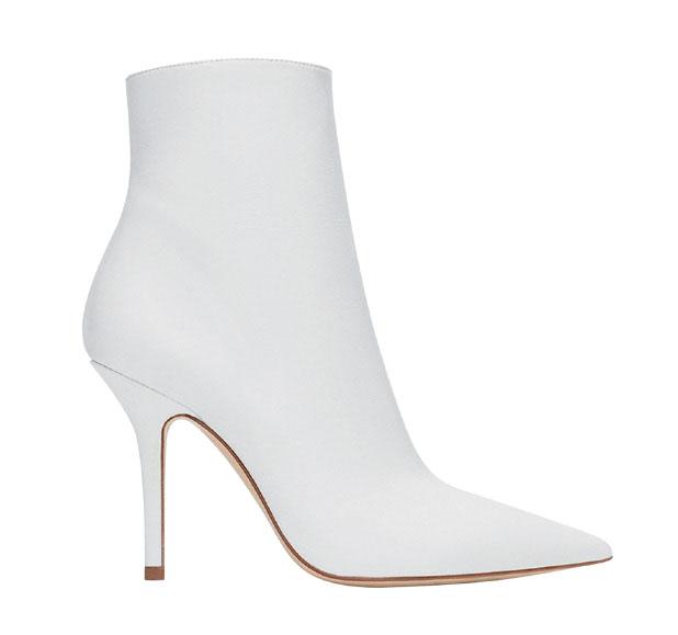 Xu hướng thời trang menswear-Bốt mũi nhọn, Zara