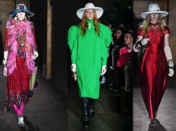 Tuyên ngôn nổi loạn trong bộ sưu tập Gucci Xuân Hè 2019