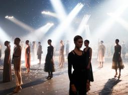 Bộ sưu tập Dior Xuân Hè 2019: Trường đua Paris màu đen