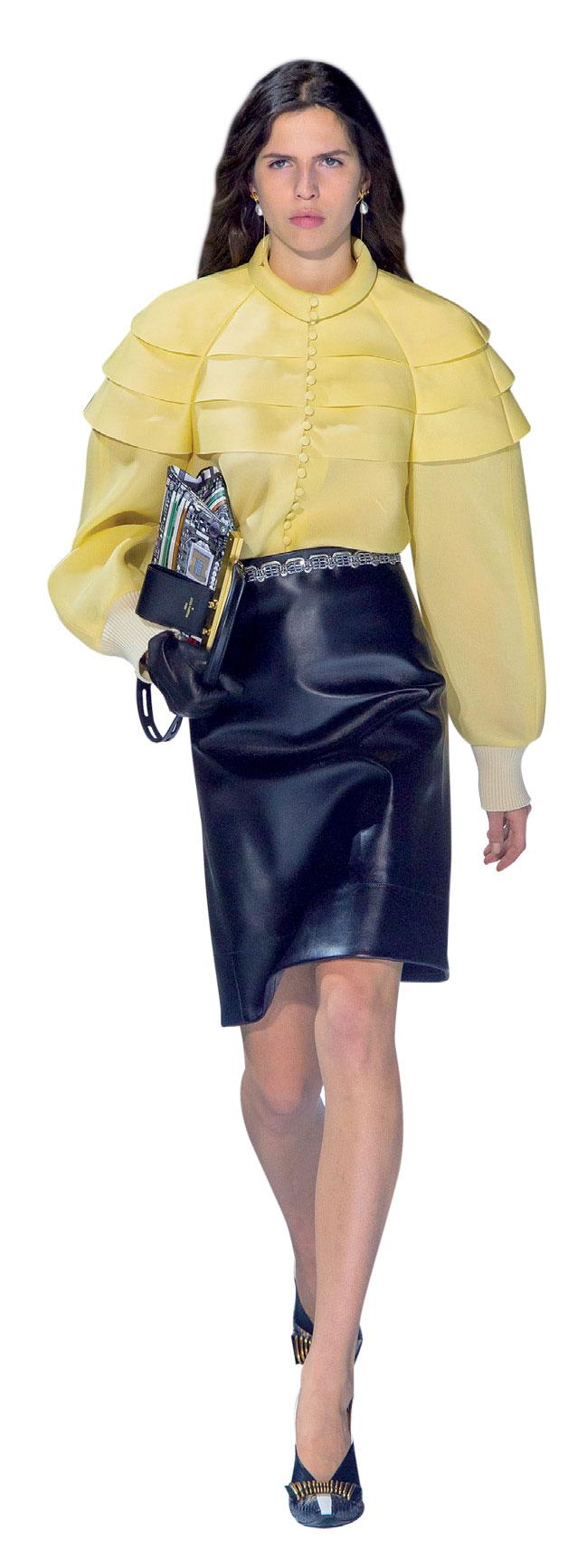 Thời-trang-thập-niên-80-Louis Vuitton
