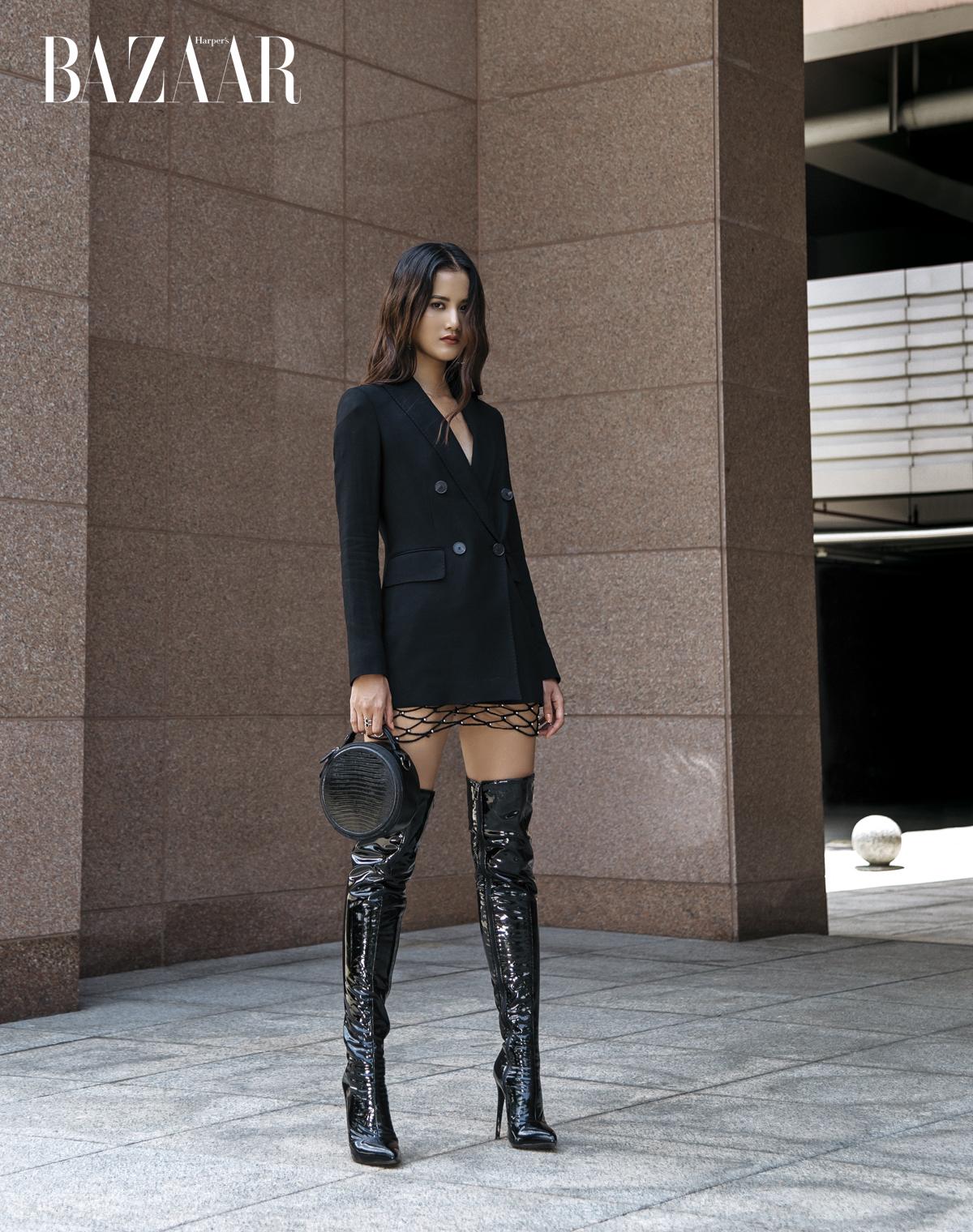 Xu hướng thời trang menswear-Hương Ly